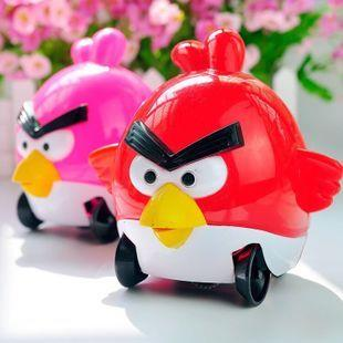 New~Not Fall to the Ground Angry Bird with Music & Light
