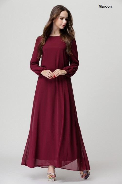 {Fashion Clickers} Jubah with Belt 0267