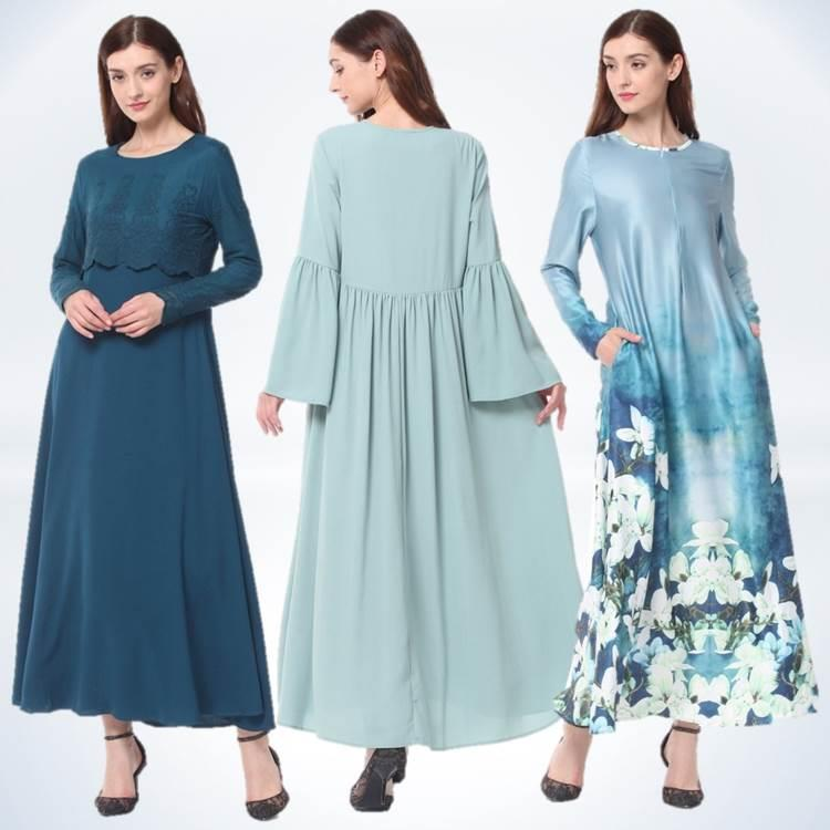 {Fashion Clickers} Jubah Dress 10 Designs (S to 2XL) 0441