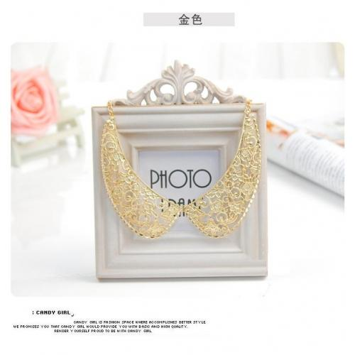 Fashion Golden Plated Necklace