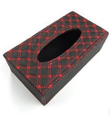 Fashion Red Wine Series Tissue Paper Box