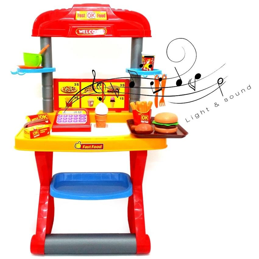 Fast Food Playset