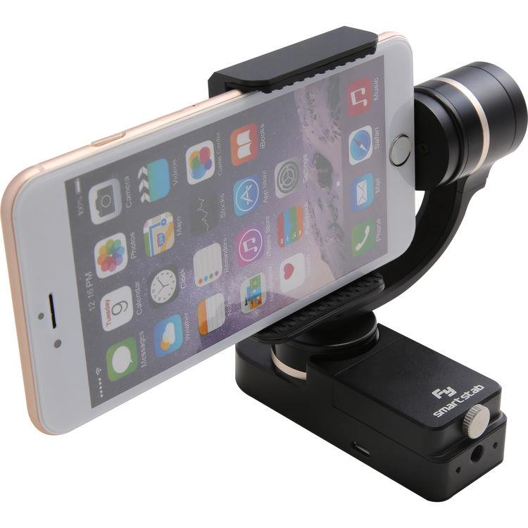 Feiyu SmartStab 2-Axis Selfie Gimbal and Extension Pole Smartphones