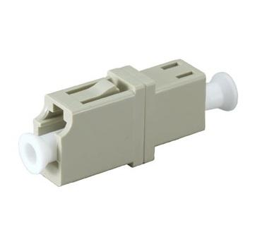 Fiber Optic Adapter LC/UPC Simplex, MM