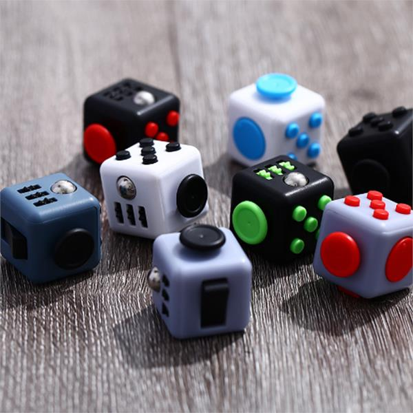 Fidget Cube - Your Stress Relief Toy (7 Colours Available)