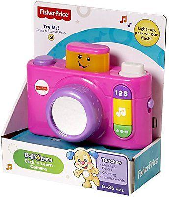 Fisher Price Laugh n Learn Camera
