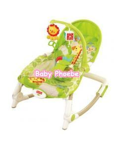 Fisher-Price Newborn-to-Toddler Portable Rocker
