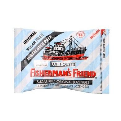 Fisherman's Friend Sugarfree Original Lozenges 25g X 10 packs