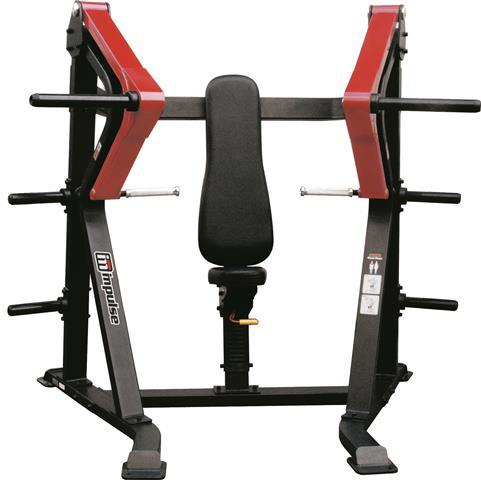 Fitness/Gym Equipment/Accessories Chest Press Plate Loaded