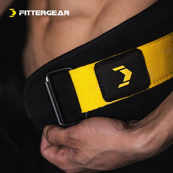 FitterGear Weightlifting Dumbbells Fitness Sports Training Belt