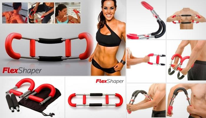 Flex Shaper exersise for slim and fit burn fat faster slimming