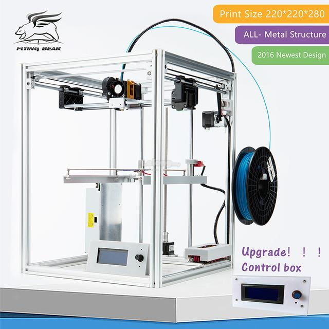 Flyingbear DIY 3d Printer Full Metal (Free Gift)