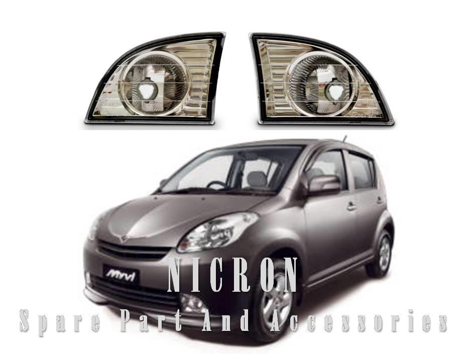 Fog Lamp For Perodua Myvi [ 1 Set ]