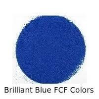 Food Grade Blue Color - Brilliant Blue 1KG PACK