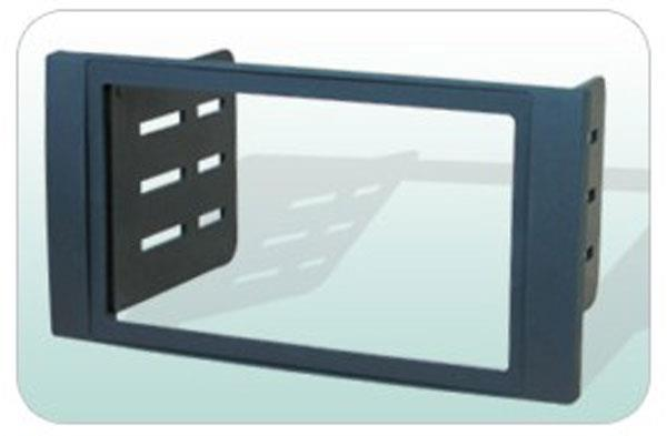 FORD FOCUS 2005 - 2009 Double Din Player Casing Panel [BN-25F53058]