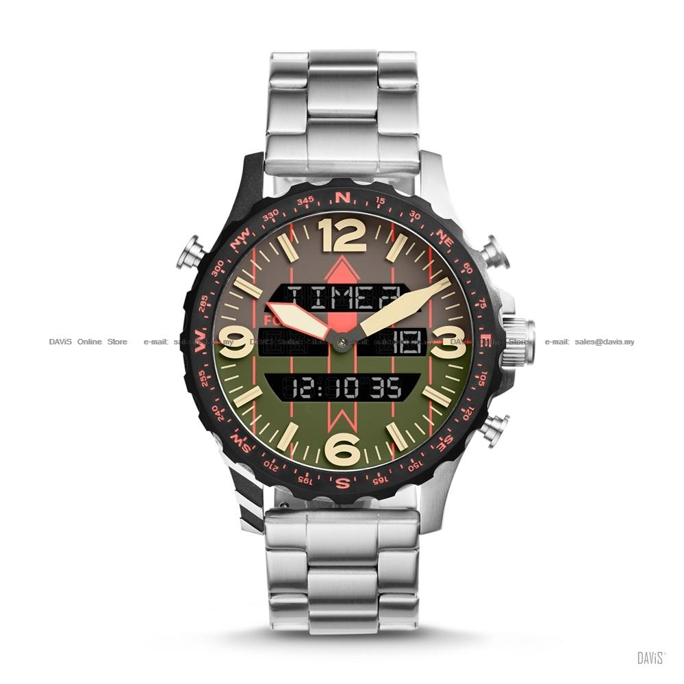 fossil le1043 men nate scout ana dig end 9 27 2018 9 39 pm fossil le1043 men nate scout ana digi survival compass multi strap le