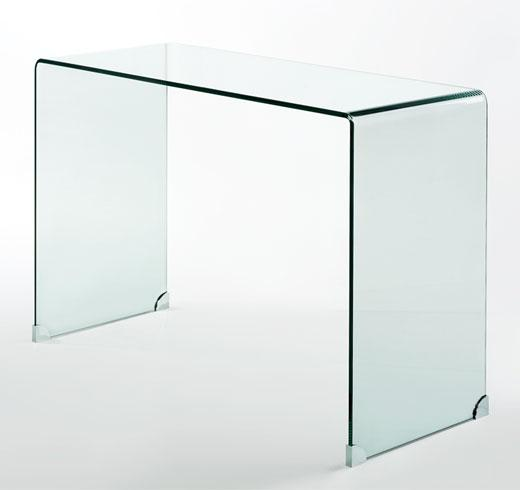 FR1 Clear Console Table