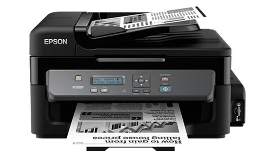 FREE SHIPPING~!! EPSON M200 3-In-1 Mono Printer with Original Ink Tank