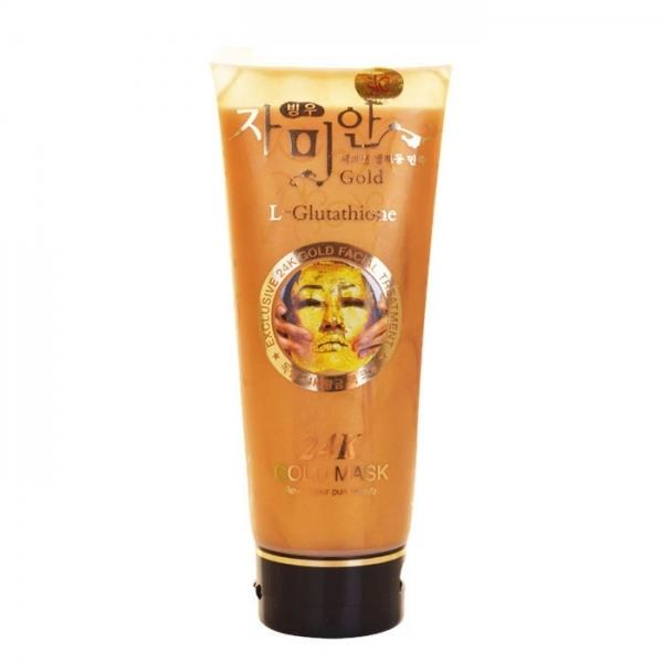 [FREE Shipping] Korea 24k Gold Mask L-Glutathione (220ml)