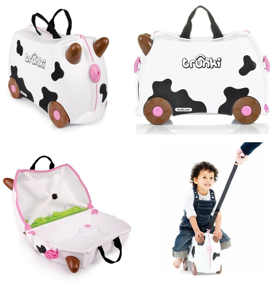 Frieda Cow Trunki 100% Authentic