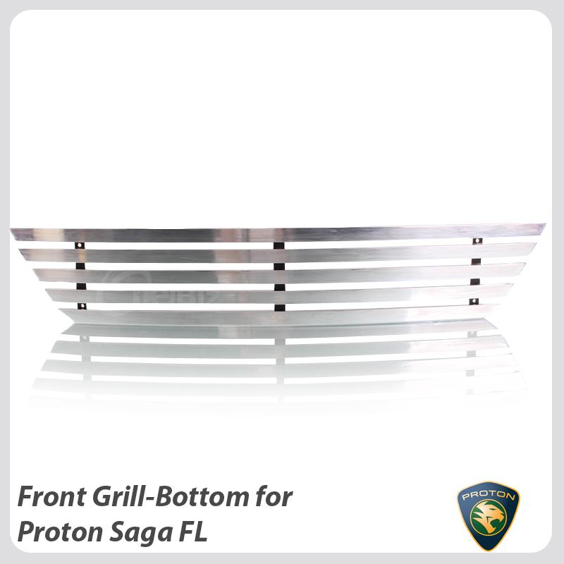Front Grill-Bottom For Proton Saga FL - CS-LY304A