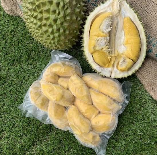 Frozen Organic Durian ( Testing, don't buy)