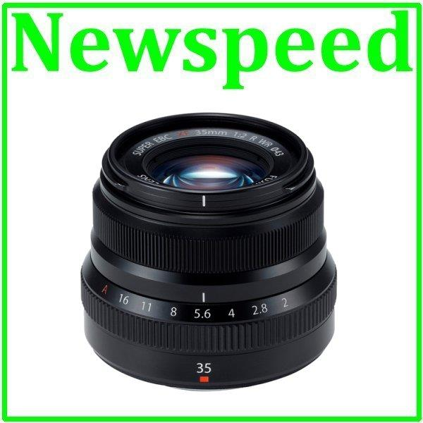 New Fuji Fujifilm XF 35mm f/2 R WR Lens (Import)