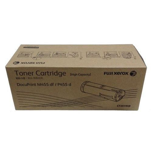 Fuji Xerox Cartridge 455 (Genuine) CT201949 P455d M455df 201949 25K