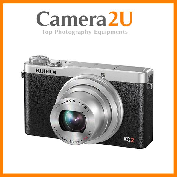 NEW Fujifilm Fuji XQ2 Digital Camera +8GB + Case