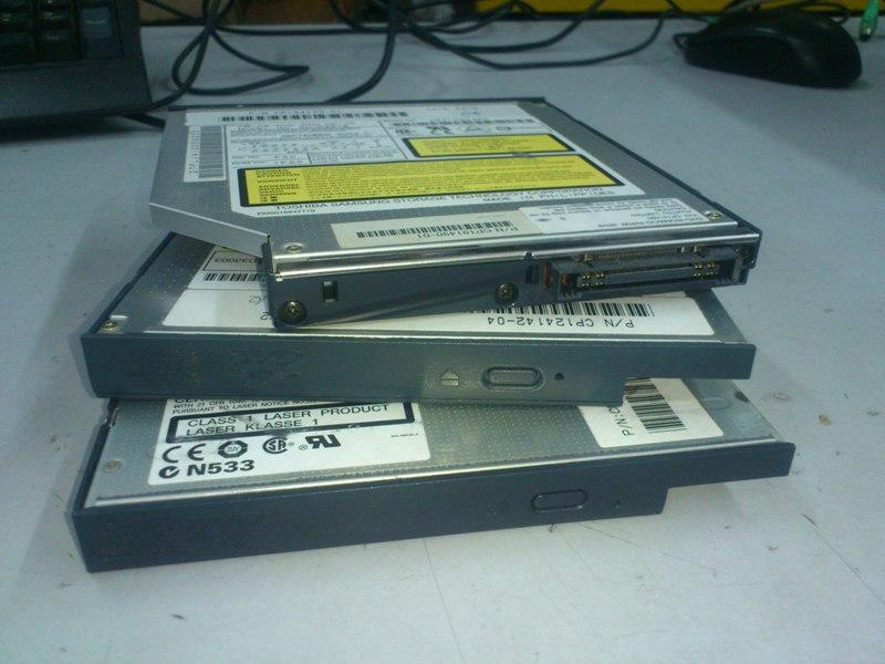 Fujitsu DVD-Combo Drive for Notebook 121112