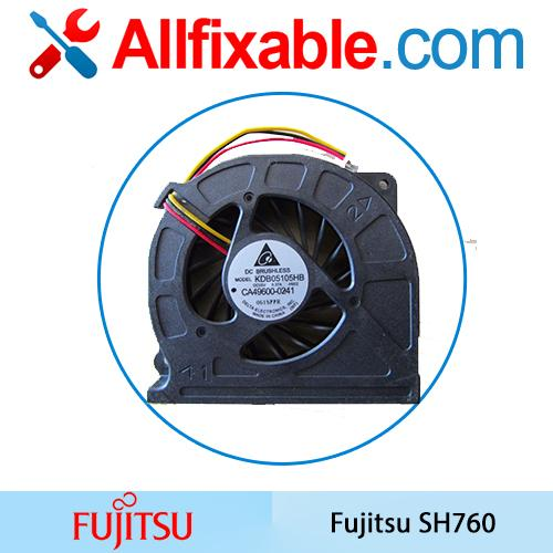 Fujitsu Lifebook SH760 T901 TH700 KDB05105HB-H902 CA49600-0241 cpu fan