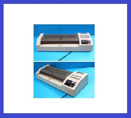 FULLY AUTO LAMINATOR A3 SIZE WITH DUAL POWER 3 IN 1 FUNCTION