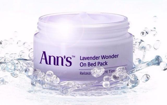 **Fundeal** Ann's™ Lavender Wonder On Bed Pack 薰衣&#33609..