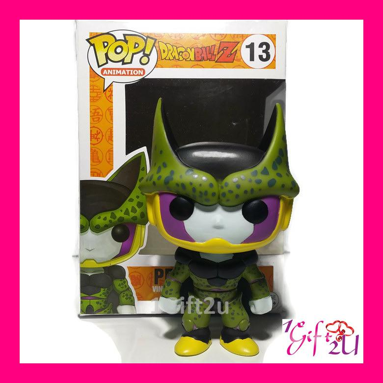 Funko POP Dragonball Perfect Cell Collectible Action Figure