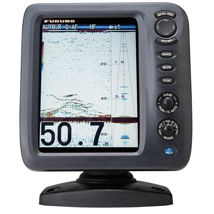 Furuno fcv 588 color lcd fish finder end 4 10 2018 4 15 pm for Furuno fish finders