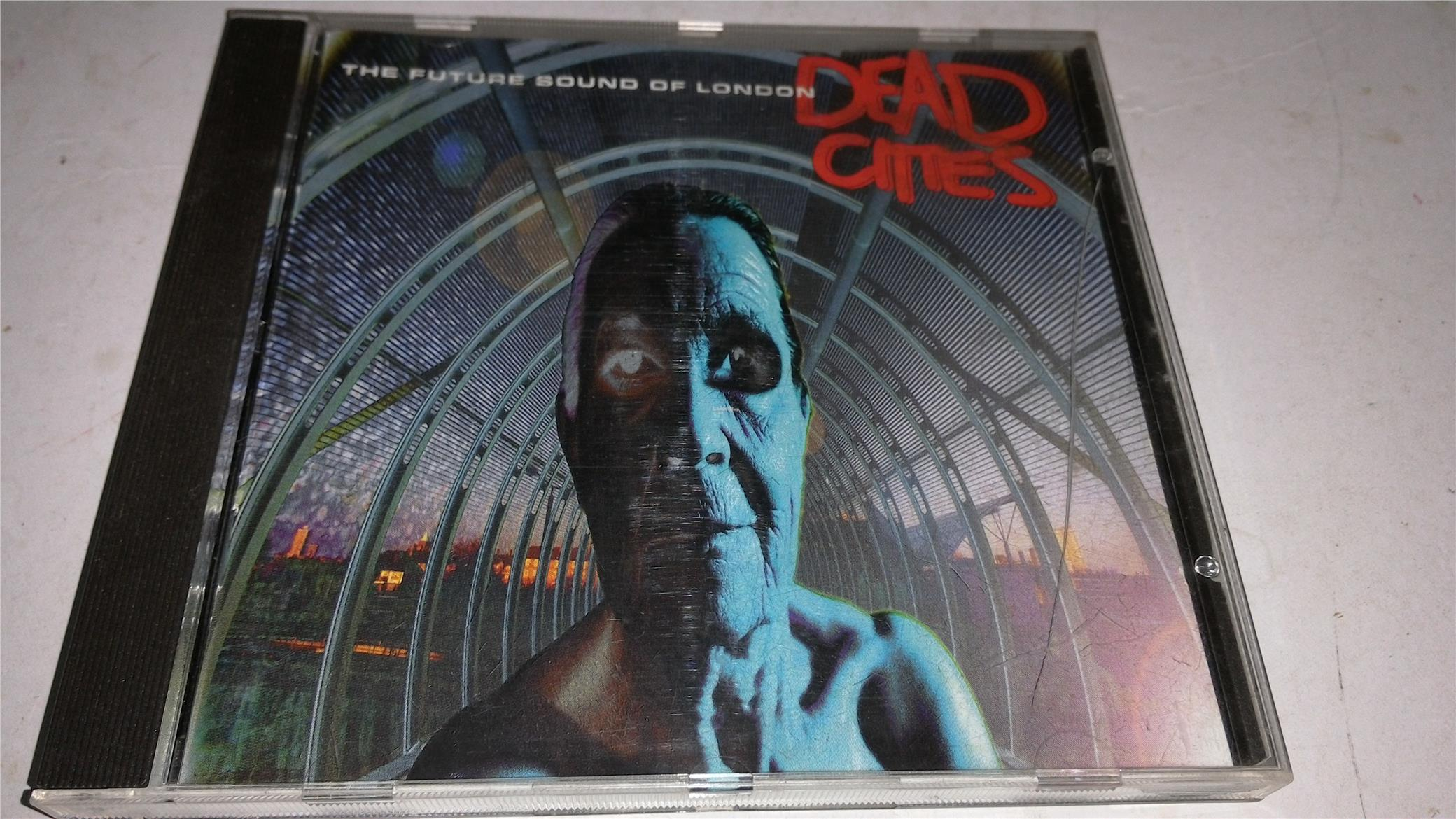 THE FUTURE SOUND OF LONDON - DEAD CITIES CD