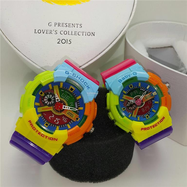 G-Shock Couple Set Gred A