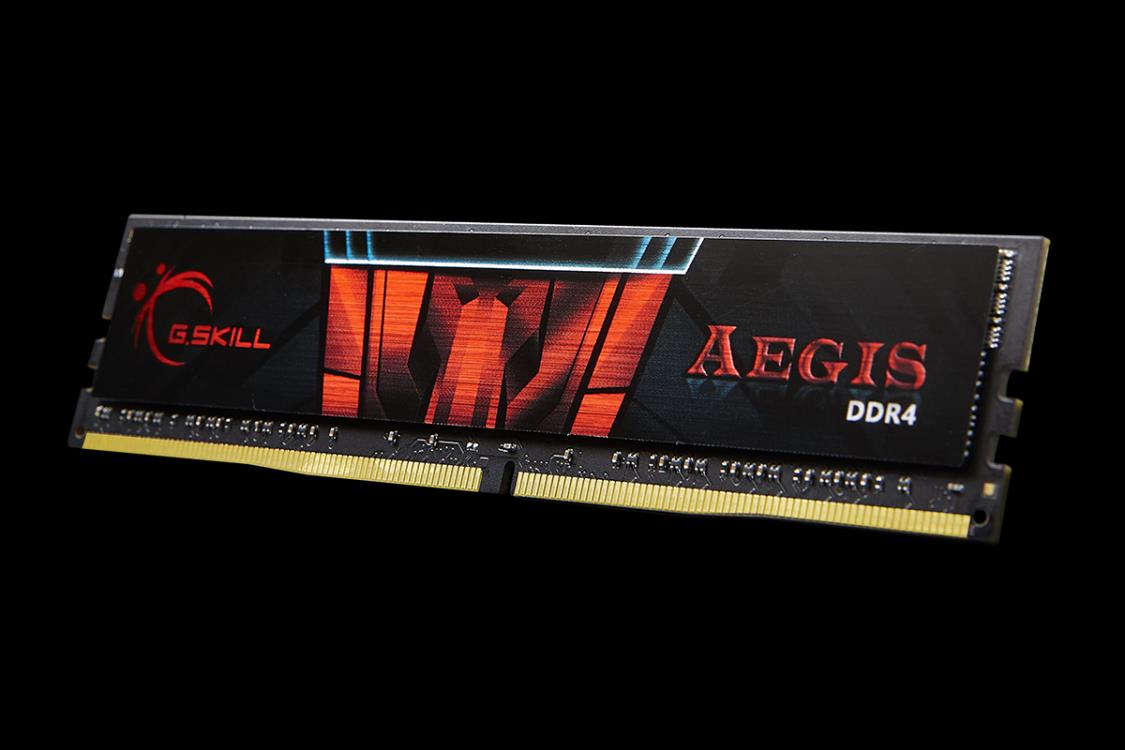 # G.SKILL Aegis DDR4-2800 C17 Single Memory # 8GB