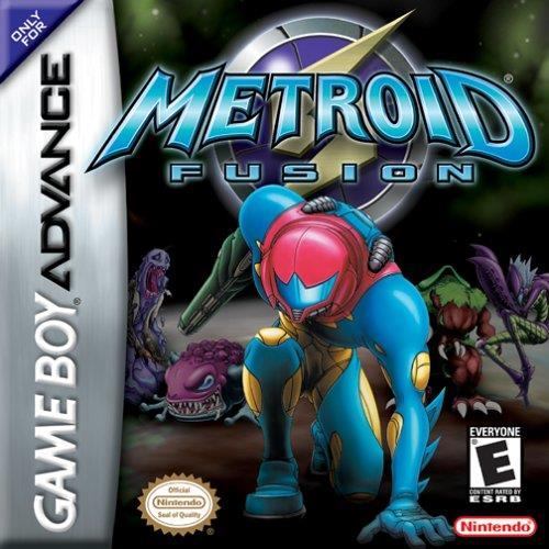 Gameboy Advance - Metroid Fusion