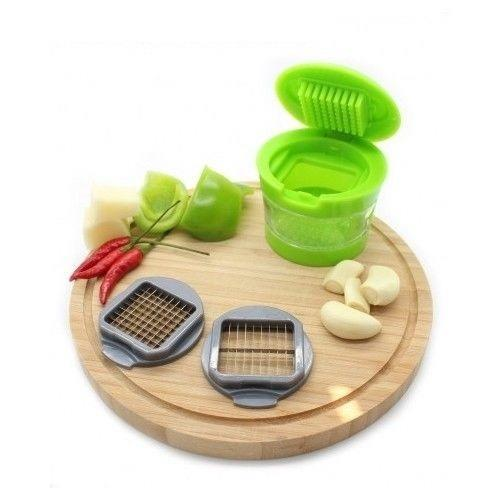 Garlic Chopper As Seen On TV Nicer Dicer