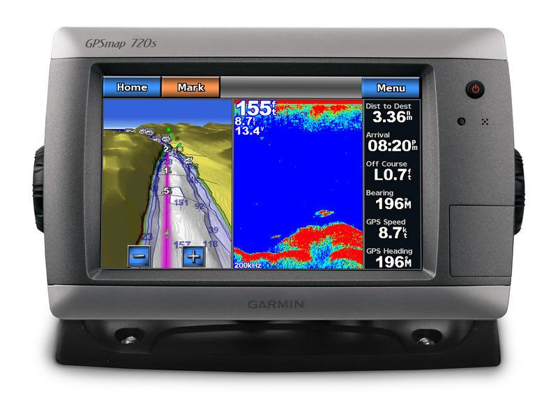 garmin gpsmap 720s sonar fishfinders (end 5/1/2017 12:00 am), Fish Finder