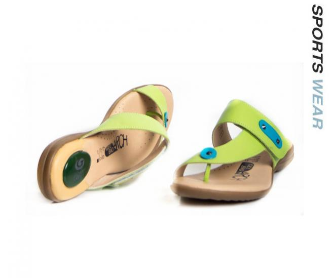 Gatti Berna Anion Sandal - Green -SQ_1512-108-03