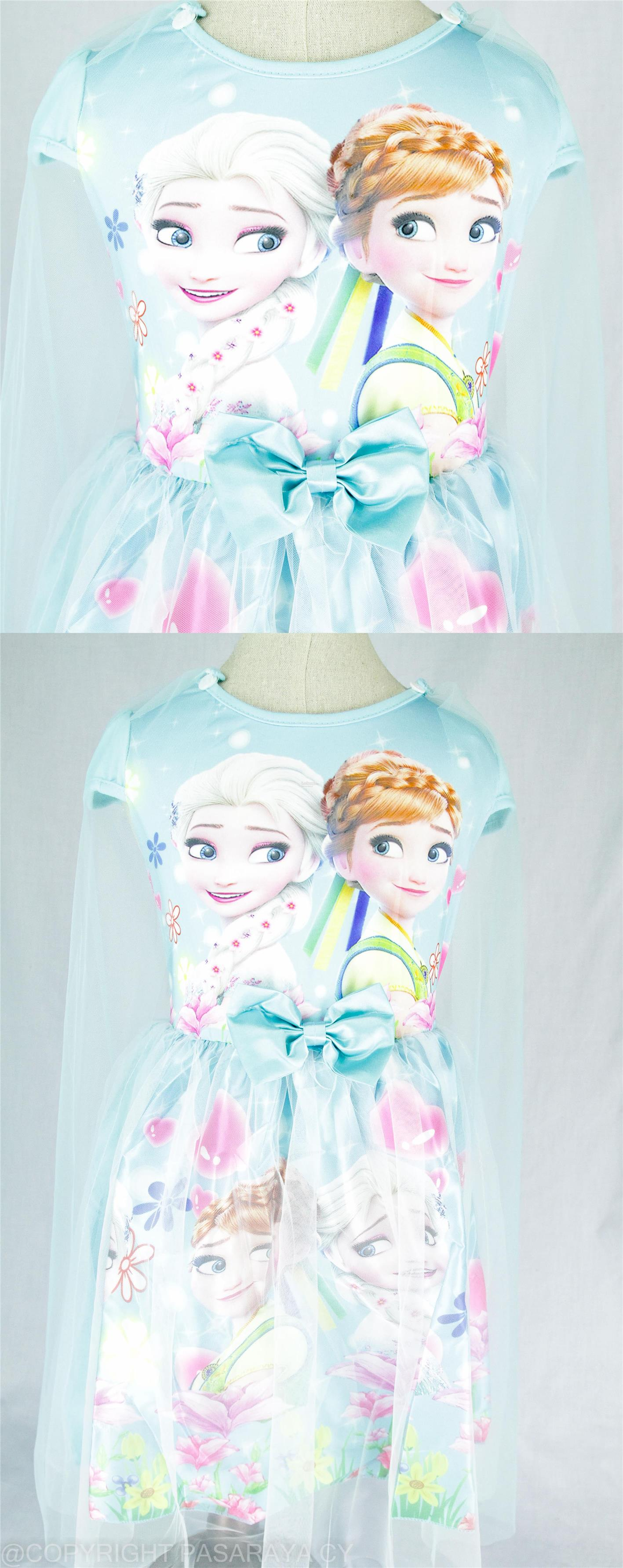 GAWN,GAUN,DRESS,PENGANTIN,FROZEN,ANNA,ELSA,WEDDING,BALL