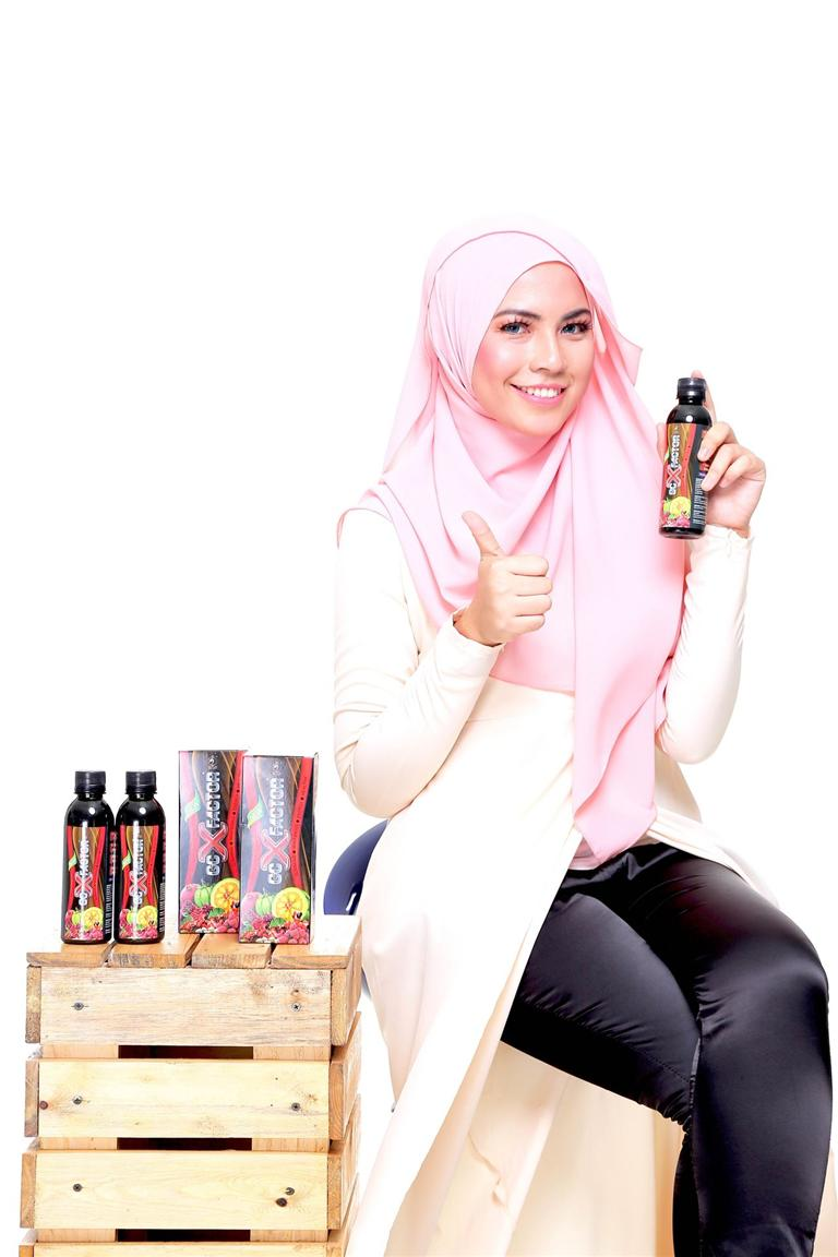 GC X FACTOR GCX Best Fat Burner Drink + Whitening Effect