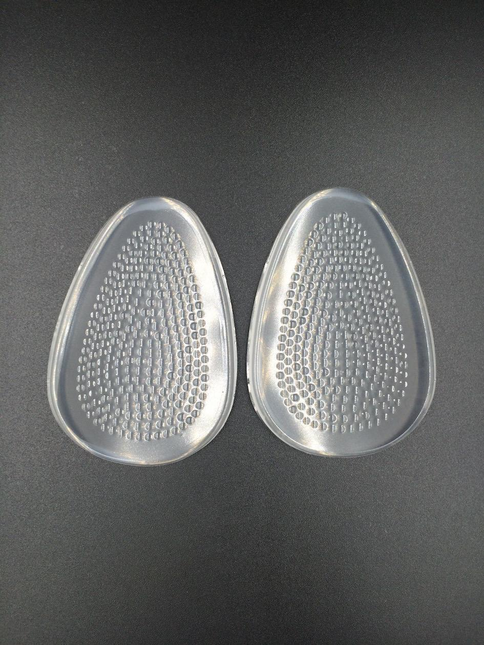 Gel Heel Cushion Pads Foot Shoe Care