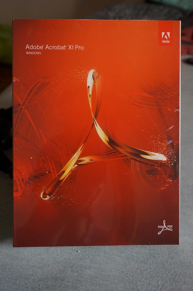 Genuine Adobe Acrobat Reader Professional XI Full Version Product Key