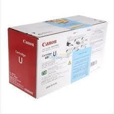 GENUINE CANON CARTRIDGE U BLACK LASER TONER