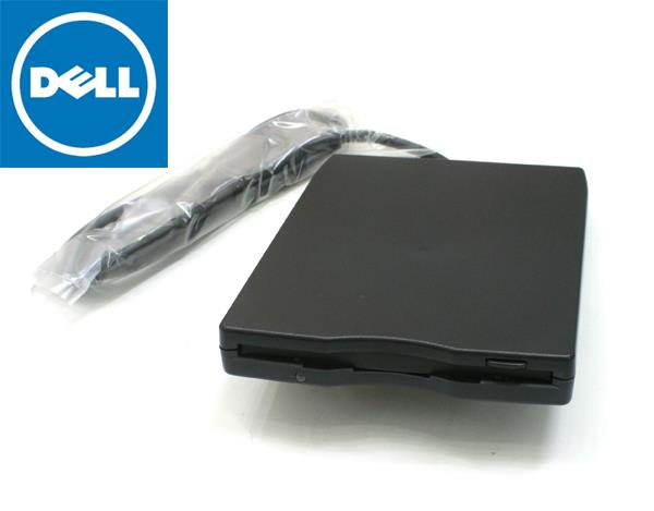 Genuine Dell New External USB Floppy Drive 1.44MB DP/N 0W8805 FD-05PUB