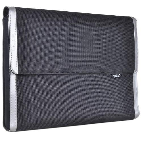 Genuine Dell NW261 Black Nylon Notebook Sleeve Bag Pouch up to 15.4''