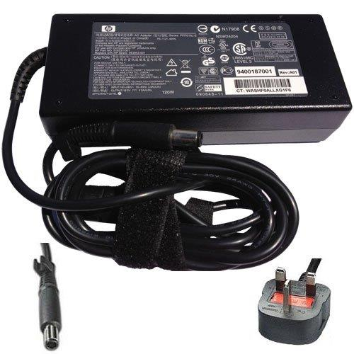 Genuine HP Compaq 384022/23 18.5V 6.5A 120W AC Adapter Charger NEW